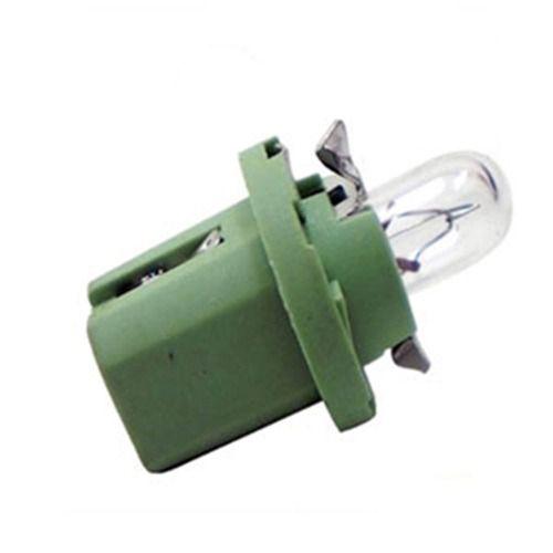 Lampada Com Soquete 1.2W 12V Verde Claro