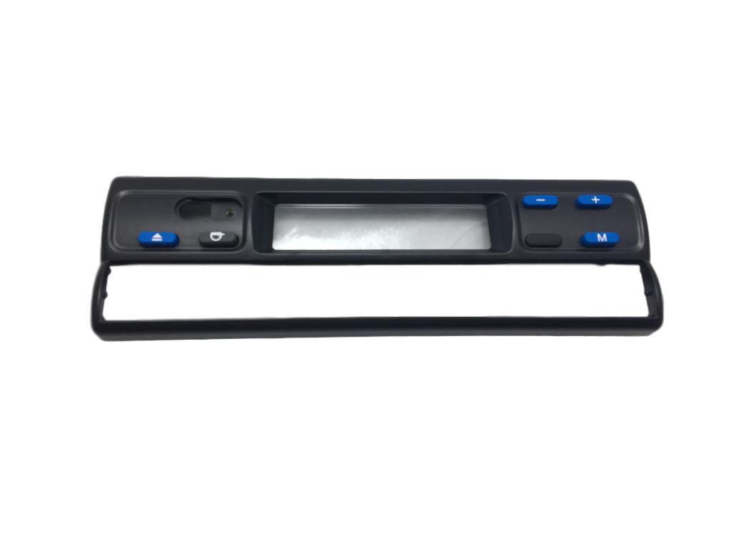 Moldura Frontal Tacografo Digital Mtco 1390 7Dias Paralela