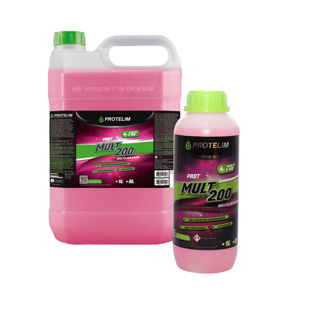 Multilimpador Multiuso Limpeza Prot Mult 200 Protelim 1LITRO