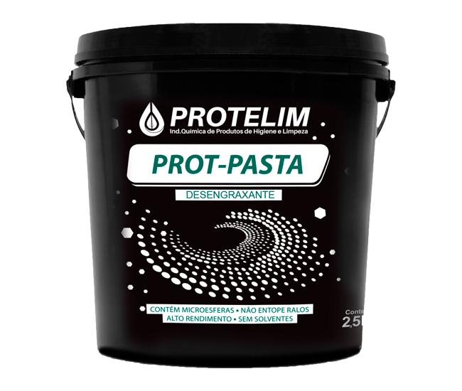 Pasta Para Limpeza das Mãos Desengraxante C/Esfoliante 2,5Kg