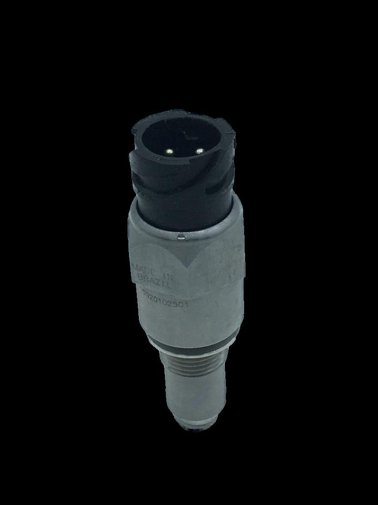 Sensor Indutivo 4 pinos Redondos 35mm Mercedes/ Volvo VM