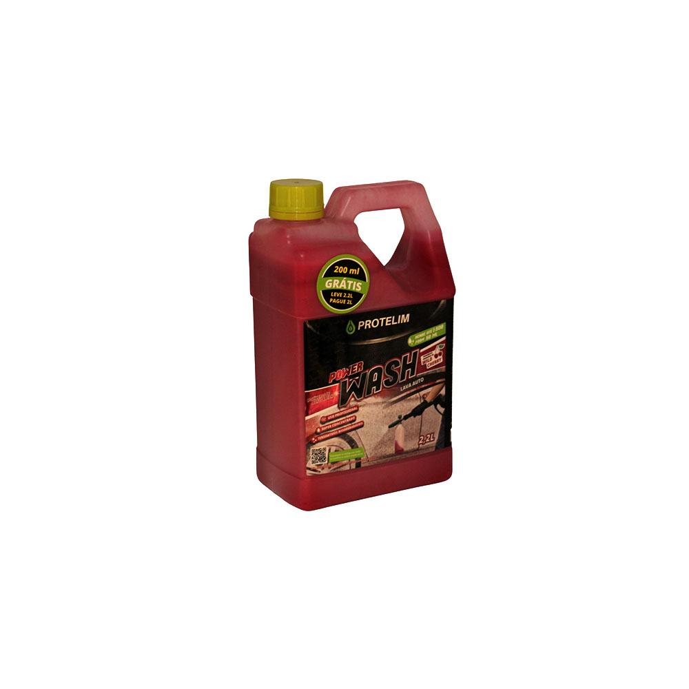 Shampoo Automotivo Power Wash Protelim Wild Cherry