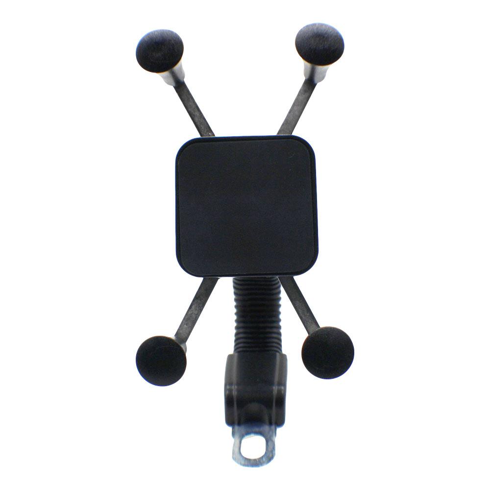 Suporte Celular Gps Moto Motoboy Aplicativo e Carregador Usb