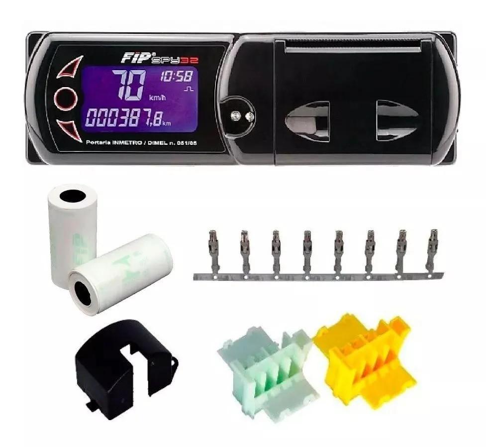 Tacografo Digital Fip Serve em todos Caminhões - Adaptação
