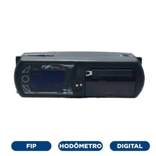 Tacógrafo Digital Fip Spy32 + Sensor Adaptação Chicote 3,5m