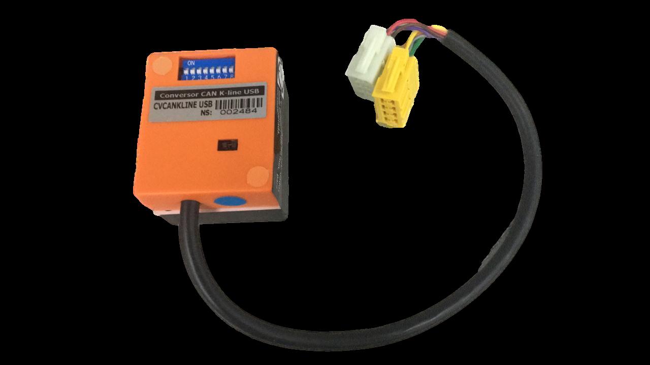 Tacografo Digital Renault Master Conversor Kline Fip Spy32