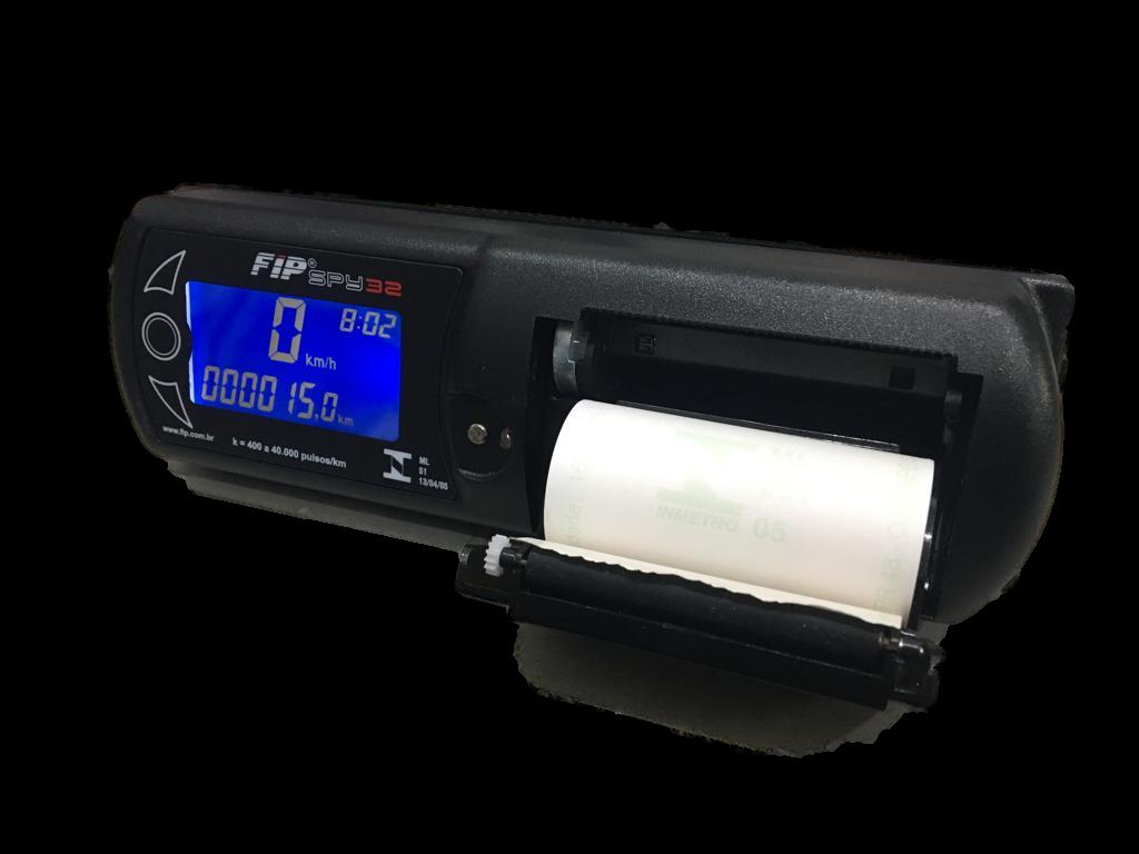 Tacógrafo Fip Spy32  + Velocímetro Digital