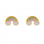 Brinco Infantil Arco-Íris 4557