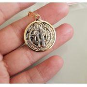 Colar Medalha de São Bento 4371