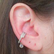 Piercing com Pingente Tiffany 4327
