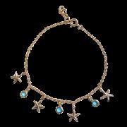 Pulseira Estrela do Mar e Zircônias 5037