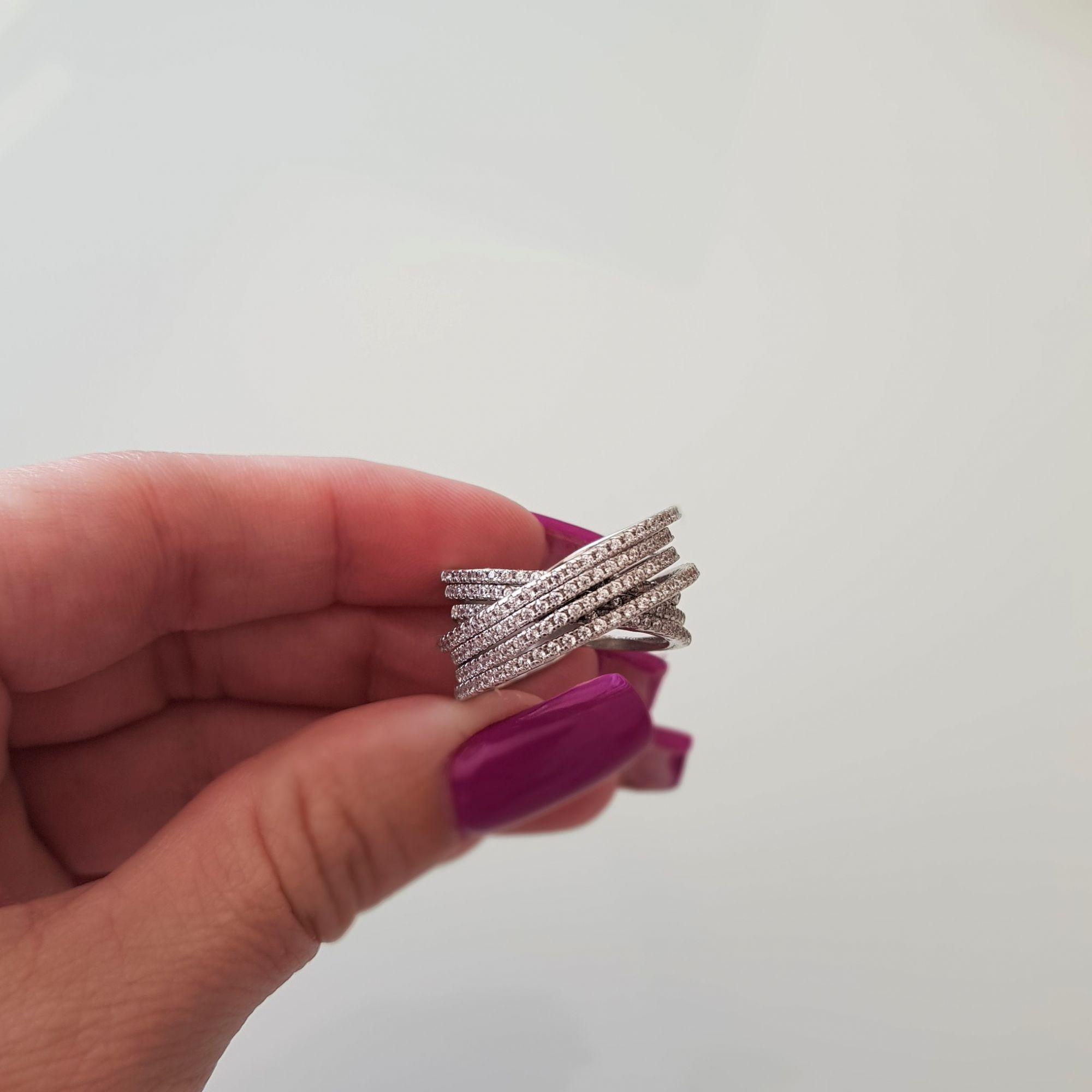 Anel Linhas em Microzircônias 4052