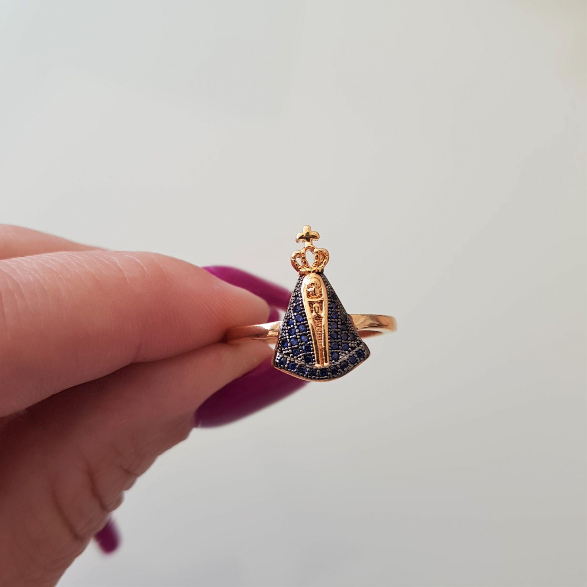 Anel Nossa Senhora Aparecida 4033