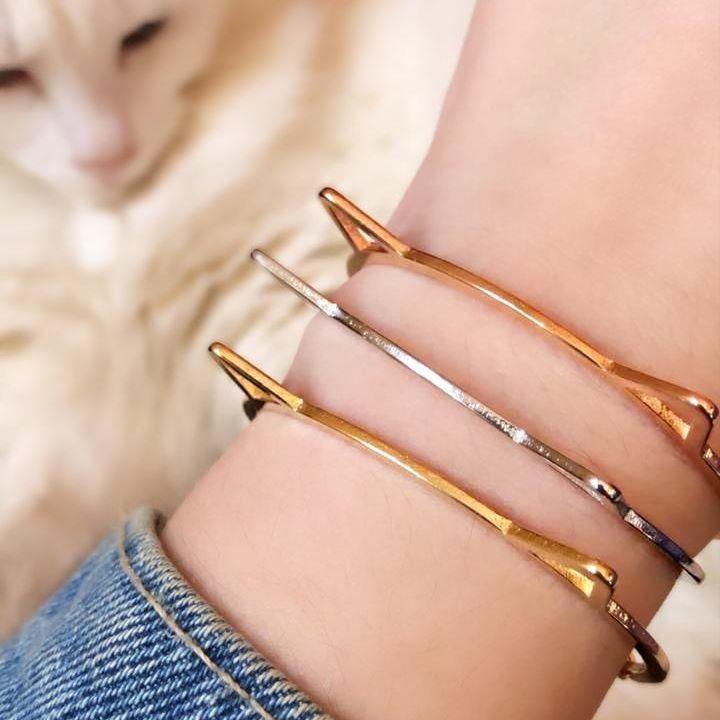 Bracelete de Gatinho 4784