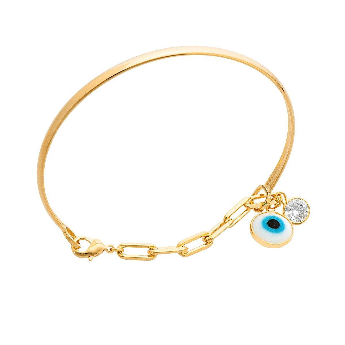 Bracelete de Olho Grego 4174
