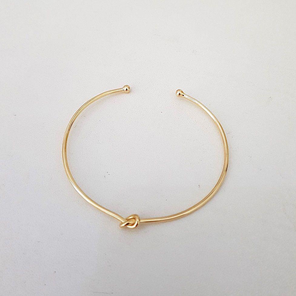 Bracelete Nó Central 4129