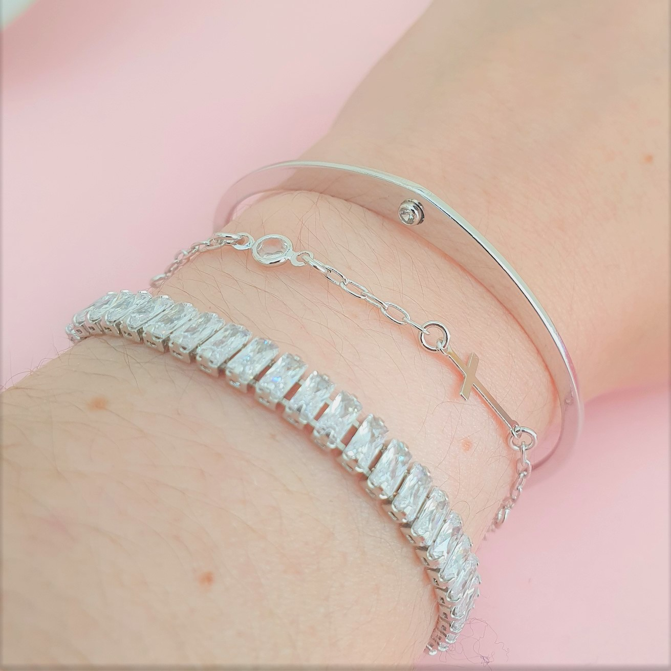 Bracelete Princesa 4785