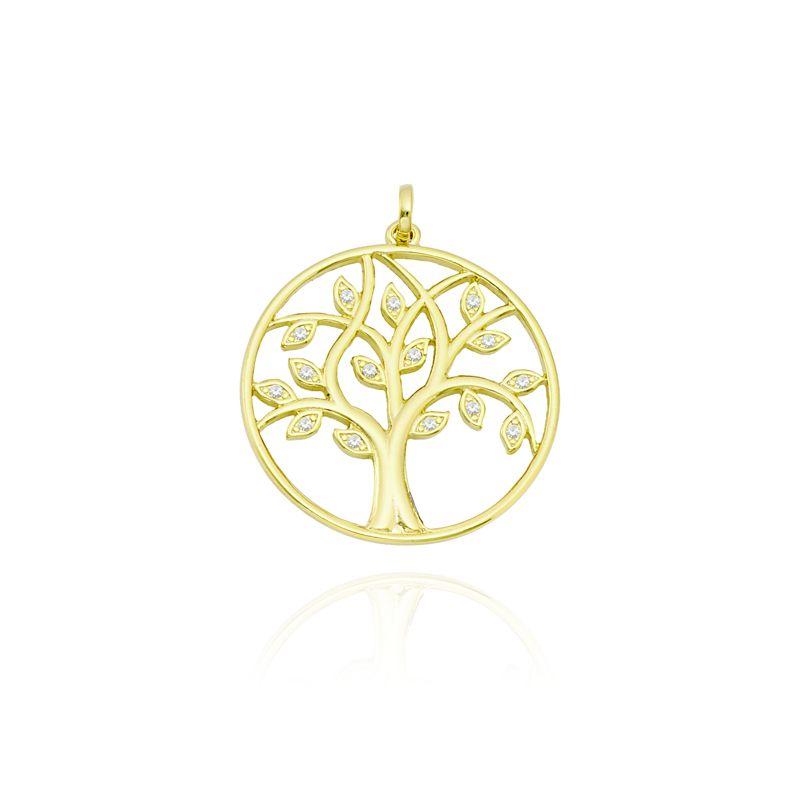Colar Mandala Árvore da Família