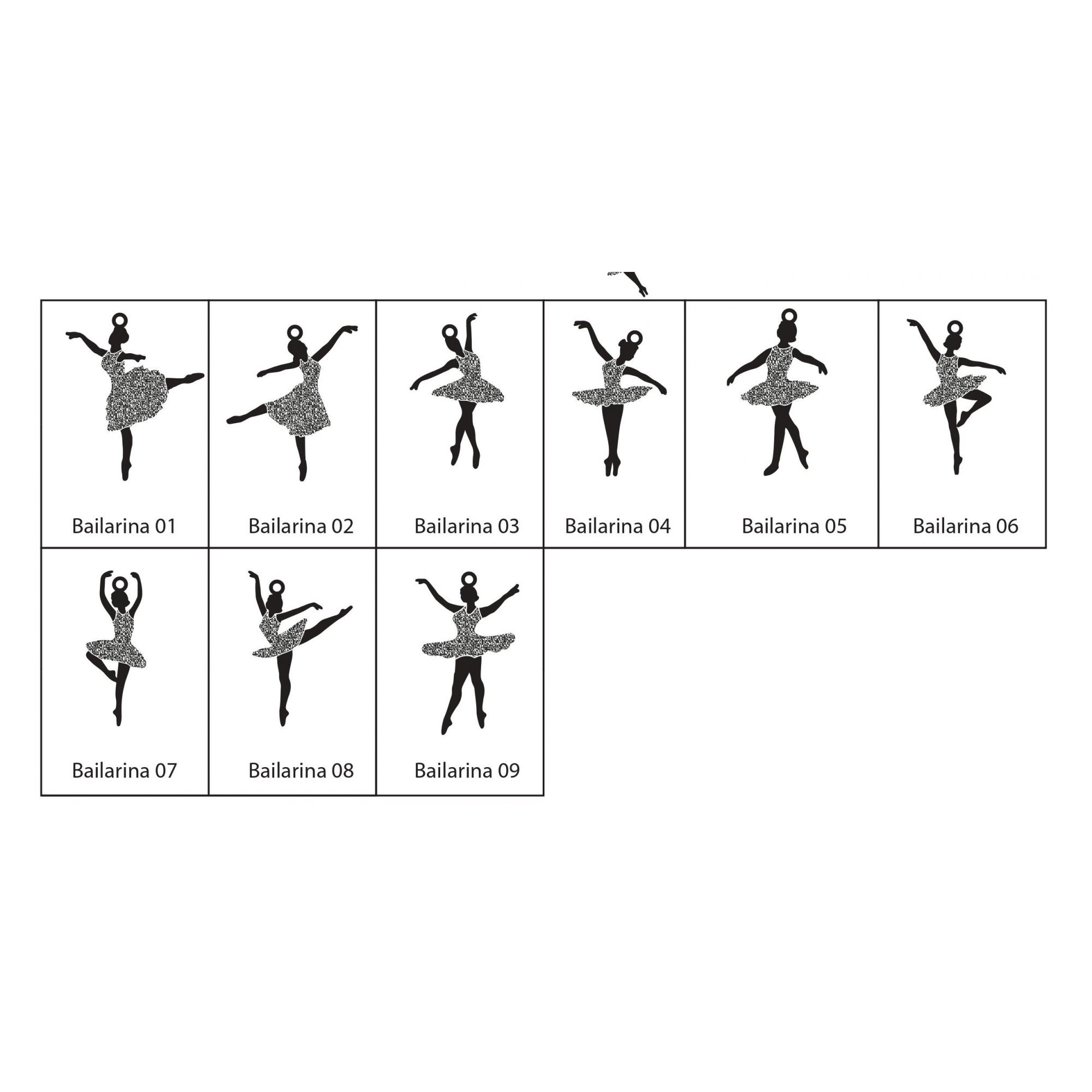 Mandala Personalizada com Nomes e Pingentes