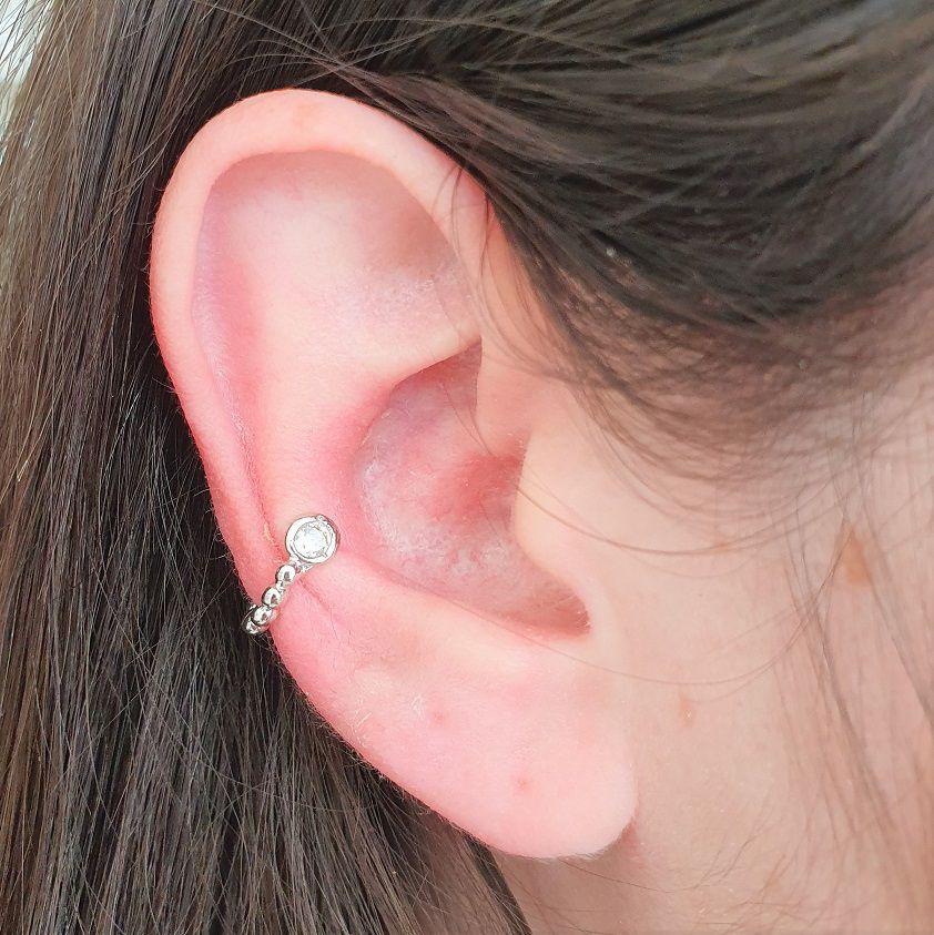 Piercing Delicado de Bolinhas 4361