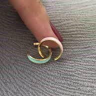 Piercing Esmaltado Colorido 4654