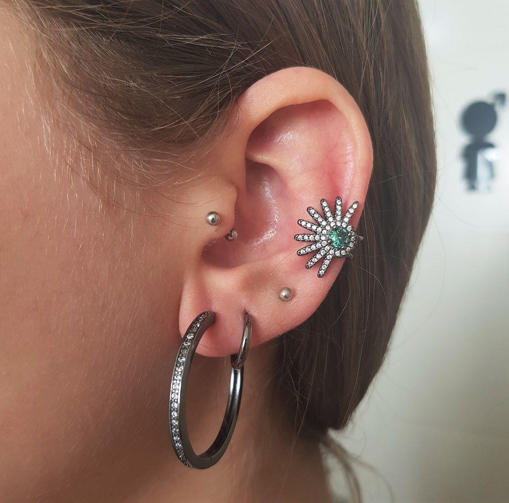 Piercing Pavão 4101
