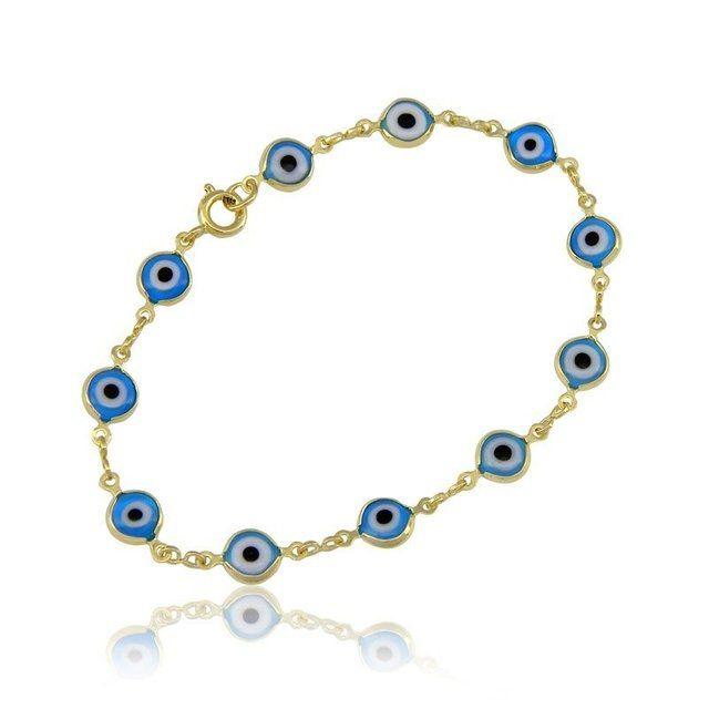 Pulseira Olho Grego 480