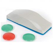 Apagador Magnético Stalo Plástico 3 Botões