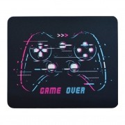 Base P/Mouse Retangular Reliza Liso Game Over 3D