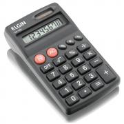 Calculadora de Bolso Elgin 8 Dígitos CB1482 Preta