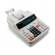 Calculadora de Mesa com Bobina MB7123 12 Dígitos Elgin
