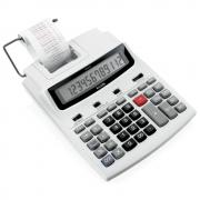 Calculadora de Mesa Elgin 12 Dígitos MR-6125 Bobina