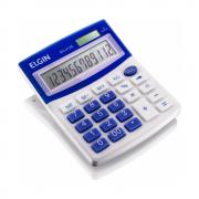 Calculadora de Mesa MV4125 12 Dígitos azul Elgin