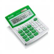 Calculadora de Mesa MV4126 12 Dígitos verde Elgin