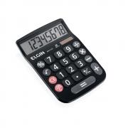 Calculadora de Mesa MV4133  8 Dígitos Elgin
