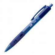 Caneta Esferográfica CIS Linea 0.7mm Azul