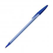Caneta Esferográfica Cristal Desliza+ 1.2mm Azul Bic