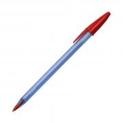 Caneta Esferográfica Cristal Desliza+ 1.2mm Vermelha Bic