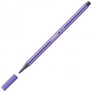 Caneta Hidrográfica Stabilo Pen 68/55 Violeta