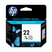 Cartucho HP 22 C9352AB colorido