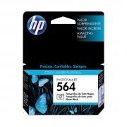 Cartucho HP 564 CB317WL fotográfico preto