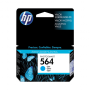 Cartucho HP 564 CB318WL ciano