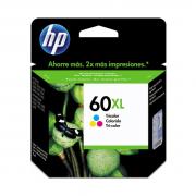 Cartucho HP 60XL CC644WB colorido