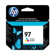 Cartucho HP 97 C9363WB colorido