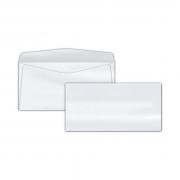 Envelope Carta Ofício 114x229mm branco 75g s/rpc c/1000un COF 040 Scrity