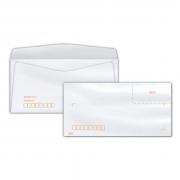 Envelope Ofício Scrity 114x229mm Branco 75g C/RPC 1000un COF042