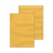 Envelope Saco 370x470mm Ouro 80g c/100un SKO 347 Scrity
