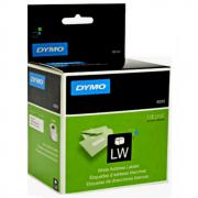 Etiqueta Dymo 30252 Impressora Térmica 28x89mm 2 Rolos 350 Etiquetas