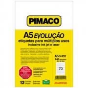 Etiqueta Pimaco A5Q-932 Ink-Jet/Laser 9,0x32,0mm 840un