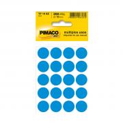 Etiqueta TP19 Multiuso Manual Azul 10 Folhas Pimaco